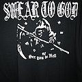 "Sweat To God ""See you in Hell"" T-Shirt"