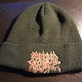 Morbid Angel - Other Collectable - Morbid Angel Beanie with Red Logo