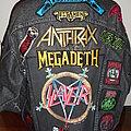 Slayer - Battle Jacket - Abbas's Battle Vest