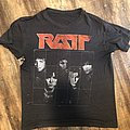 Ratt tour shirt