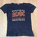 AC/DC UK Tour 1980