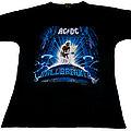 AC/DC Montreal 1996 - Event Shirt