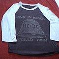 AC/DC World Tour 1980  TShirt or Longsleeve
