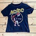 AC/DC UK Tour 1980 - Bootleg TShirt or Longsleeve