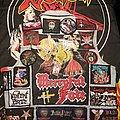 Venom Mercyful Fate Living Death - Battle Jacket - Kutte