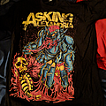 Asking Alexandria - Hot Topic pig shirt (black)