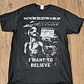 "Hypocrisy - Roswell 1947 ""I Want to Believe"" shirt"