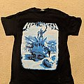 Helloween - Your God Given Right North America 2016 tour shirt