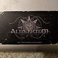 Alustrium sticker