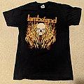 Lamb of God - 2012 Resolution USA mini tour shirt