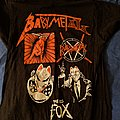 Babymetal - The Big Fox 2014 US/UK world tour shirt