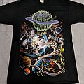 Rings of Saturn - Mewtwo (Pokemon)/Bills (Dragon Ball Z) shirt