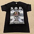 S.O.D. / Stormtroopers of Death - Speak English or Die shirt