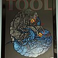 Tool - New Orleans, LA Smoothie King Center (1/31/2016) 221/400 numbered limited edition print (custom framed)