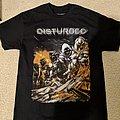 Disturbed - TShirt or Longsleeve - Disturbed - The Guy Evolution shirt