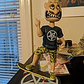 Anthrax - N.O.T. Man bobblehead