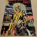 Iron Maiden - Killers poater Other Collectable