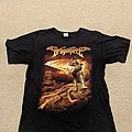 DragonForce - Inhuman Rampage 2006 tour shirt (North America)