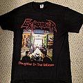 Exhorder - TShirt or Longsleeve - Exhorder - Slaughter in the Vatican shirt