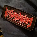As I Lay Dying - My Own Grave patch