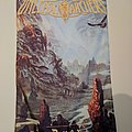 Unleash The Archers - Other Collectable - Unleash The Archers - Apex poster flag