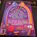Dethklok - Other Collectable - Adult Swim Festival 2019 event poster