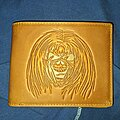 Iron Maiden - Other Collectable - Iron Maiden - The Number of the Beast wallet