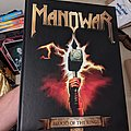 Manowar - Other Collectable - Manowar - The Blood of the Kings Vol. 1 - Limited Edition hardcover book