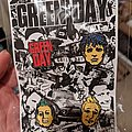 Green Day - Pin / Badge - Green Day pin set
