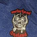 Motörhead - Other Collectable - Motörhead England sticker