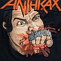 Anthrax - TShirt or Longsleeve - Anthrax - Fistful of Metal / Soldiers of Metal New York, NY shirt