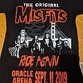 "Misfits - TShirt or Longsleeve - The Original Misfits ""Ride Again"" - Oracle Arena, Sep 11, 2019 official event..."