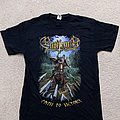 Ensiferum - TShirt or Longsleeve - Ensiferum - Path to Victory 2019 tour shirt