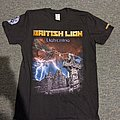 British Lion - TShirt or Longsleeve - British Lion - Lightning UK Tour 2019 shirt