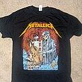Metallica - TShirt or Longsleeve - Metallica - S&M2 Cello Reaper shirt
