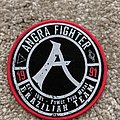 Angra - Angra Fighter Brazilian Team 1991 patch