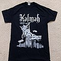 Kalmah - TShirt or Longsleeve - Kalmah - Swamp To Victory Tour 2019 shirt