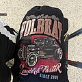 Volbeat - The Finest Custom Ride / Louder & Faster Since 2001 drawstring bag