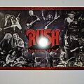 Rush - Other Collectable - Rush - R40 anniversary poster (custom framed)