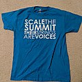 Scale the Summit - Their Strings Are Voices shirt (blue)
