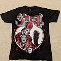 Ghost - Another 31 Dates of Doom North America 2012 tour shirt