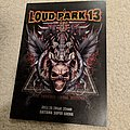 Loud Park 2013 official festival program (signed)