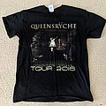 Queensryche - Condition Human 2016 tour shirt