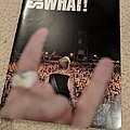 So What! (Volume 18, Issue 4 - November 2012) Metallica fan club magazine Other Collectable