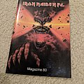 Iron Maiden FC magazine - issue 80 Other Collectable