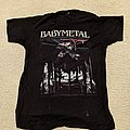 Babymetal - World Tour 2016 shirt