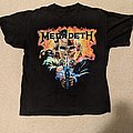 Megadeth - Gears of War shirt