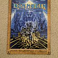 Iron Maiden - Somewhere Back in Time World Tour official program Other Collectable