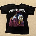 Helloween - Seven Keys Tour '87 shirt (officially licensed replica)