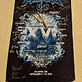 ProgPower USA XVI 2015 poster flag (signed)